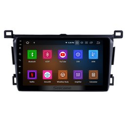 $enCountryForm.capitalKeyWord UK - Android 9.0 9 inch HD Touchscreen Car Multimedia Player for 2013-2018 Toyota RAV4 LHD with WIFI GPS Navi USB AUX support car dvd OBD TPMS