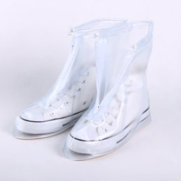 $enCountryForm.capitalKeyWord Australia - Rainy Day Shoes Boots Covers Women Galoshes Transparent Shoes Covers Overshoes Travel for Men Women Kids Fashion Boots Cover