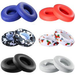 Discount headphone sponge pads - For Slo2 Slo3 Headphones Replacement Sponge Cushion cover Headset Bluetooth Wireless headphones Set Cotton Pads Accessor