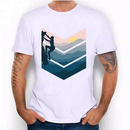 $enCountryForm.capitalKeyWord Australia - New Fashion Men's Clothing Nature Adventurer T-Shirt Nature Spider Design Soft Fabric Casual Tees High Quality Male Tops