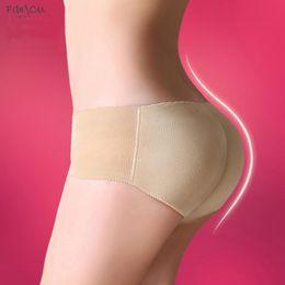 Hips lingerie online shopping - 100 Cotton Women Lingerie Butt Lifter Underwear Padded Seamless Butt Hip Enhancer Shaper Panties Push Up Buttocks Sexy Briefs Body Shaping