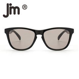 d5182dc81d JM Retro Original Square 54mm Grey Lens Sunglasses Women Men Brand Designer  UV400 Classic Female Male Vintage Cheap Sun Glasses Oculos Gafas