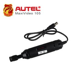 Rover Camera Australia - Autel MaxiVideo MV105 5.5mm Digital Inspection Cameras Automotive Tools Videoscope work with MaxiSys MS906 MS908 MS908pro & PC