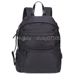 Wholesale Wholesale new Laptop back pack for men fashion back pack for men waterproof shoulder bag handbag presbyopic messenger bag parachute fabric