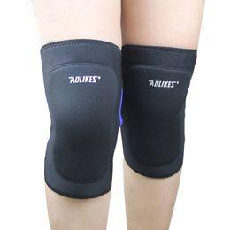 patella knee protector 2019 - Adjustable Knee Support Breathable Compression Sports Knee Brace Pad Support Comfortable Patella Protector Wraps New che