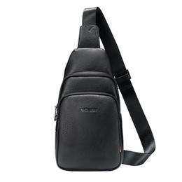 coin bag men 2019 - Men Chest Bag Outdoor Leisure Multi-function Tide sports Bag Coin Shoulder Crossbody Bags Boy Gifts Bolsa Feminina disco