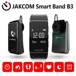 video call phones Australia - JAKCOM B3 Smart Watch Hot Sale in Smart Wristbands like used phones btv 10 video bf mp3
