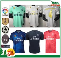 dbac11c81dc Sergio ramoS jerSey online shopping - 2019 Maillot Real madrid football Jersey  Benzema ASENSIO Modric Sergio