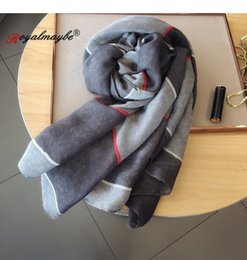 korean long scarves Australia - Women Scarves Cotton 2019 Spring And Summer New Scarf Shawl Dual-use Female Long Cotton Linen Scarf Thin Korean Version Tassel