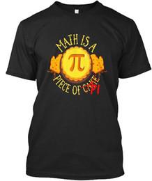 Math Shirts Australia - mens designer t shirts shirt Funny Math Pi Gift For Teacher Man woman youth - Is A Standard Unisex T-shirt