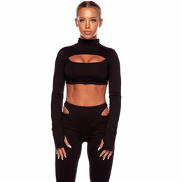 $enCountryForm.capitalKeyWord Australia - COKAGO Sexy Hollow Out Yoga Set Sport Suit Women Gym Clothing Leggings For Fitness Sport Costumes Female Sporting Tights Fitness #590191