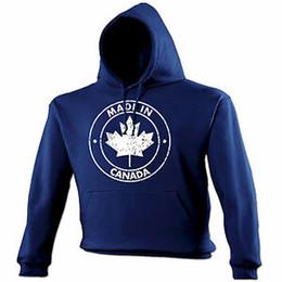 $enCountryForm.capitalKeyWord Australia - Made In Canada HOODIE Canadian Patriot Nation Toronto Top Funny Gift Birthday