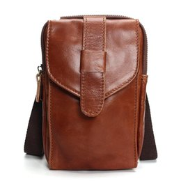 f089f1c352 100% Genuine Leather Messenger Bags Men Travel Business Crossbody Shoulder  Bag For Man Sacoche Homme