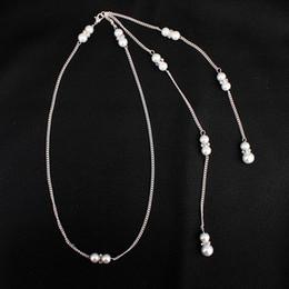 Buy Necklaces Australia - Hot bridal jewelry, diamond pendant with diamonds, fringed back chain! Stylish necklace style. Welcome to buy!
