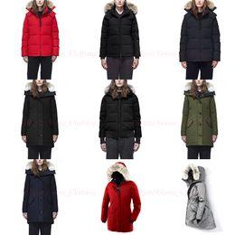BamBoo hats online shopping - Raccoon Fur Women Winter Jacket Snow Women s Goose Down Jacket Designer Jackets North Parka Bomber Coat Windbreaker Warm Doudoune Femme E44