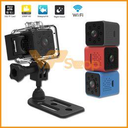 32 microsd online shopping - SQ32 Mini Camera Waterproof HD WIFI P Video Sensor Night Version Camcorder Micro Wireless Camera DVR