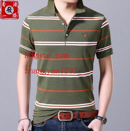 $enCountryForm.capitalKeyWord NZ - 2019 Brand Fashion Classic trend style lapel Man t shirt embroidery Cotton Loose and comfortable Mens T shirts Polo shirts off5