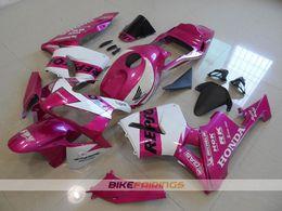 Pink Honda Repsol Cbr Australia - 3Gifts New Injection Mold ABS Full fairing kits Fit for Honda CBR600RR 03 04 ABS plastic fairings set CBR 600RR F5 2003 2004 pink repsol