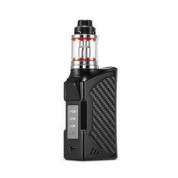 Vape eletrônico 90W do tubo do carregador do vapor de USB da exposição de diodo emissor de luz do cigarro de 2200mAh E venda por atacado