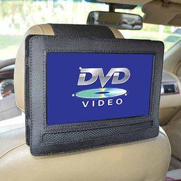 $enCountryForm.capitalKeyWord Australia - Car Headrest Mount for 9 Inch Swivel Flip Style Portable DVD Player Holder Store 47