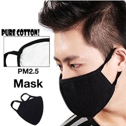 face safety mask NZ - 3pc Reusable Cotton Comfy Breathable Safety Air Fog Respirator Masks for Women Winter Face Protect Warm Mask Comfortable #N