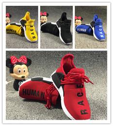 Kids NM Calzado deportivo para niños Entrenadores de la raza humana Niños Pour Enfants Chaussures Niños Calzado deportivo Zapatillas de deporte para jóvenes talla 28-35 en venta