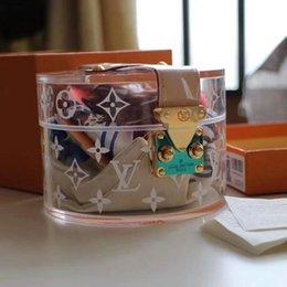 جديد مصمم الأزياء الفاخرة حقيبة جلد طبيعي صنع مربع استلام مصمم سوبر كبير قدرة الطباعة الأزياء حقيبة pvc الفاخرة GI0203