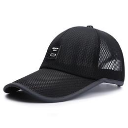 24dcf651b9cb1 Fashion Hats Men Summer And Spring Sun Hat Outdoor Sun Screen Baseball Cap  Breathable Hat Fishing Cap