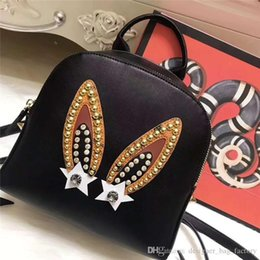$enCountryForm.capitalKeyWord Canada - famous luxury M brand women fashion desinger backpack young girl school shoulder bagpack good leather dhl fast shipping