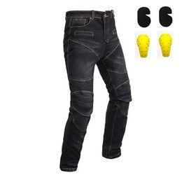 $enCountryForm.capitalKeyWord UK - MC Windproof Motorcycle Jeans Casual Men's Motorbike Motocross Off-Road Knee Protective Moto Jeans Trousers komine pantalo moto