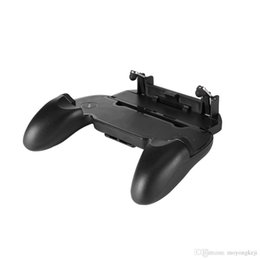 Apple Wireless Controller UK - The new W10 Shooting Key Game Handle PUGB Integrative Machine is suitable for Apple, Samsung and other functional mobile phones.