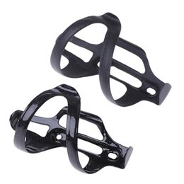 carbon fibre bicycle wholesalers UK - Carbon fiber bicycle bottle holder carbon fiber water bottle holder