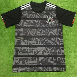 2f319818267 Personalized Soccer Jersey NZ - Mexico personalized Custom 19 20 mens  Soccer Jerseys,Customized Thai