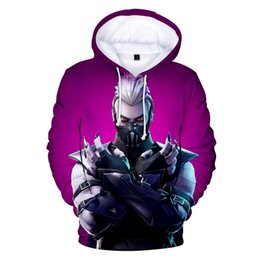 Mens 3d Sweaters UK - Mens white designer hoodie sweat coat pullover  jackets version digital printing 622d9e94c