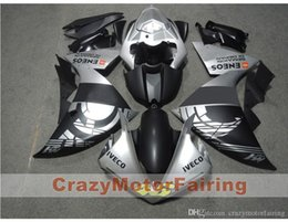 $enCountryForm.capitalKeyWord Australia - 3 Free Gifts New ABS Injection High quality Fairing Kits 100% Fit For YAMAHA YZF1000 R1 YZF-R1 2009 2010 2011 09 10 11 silver black matte