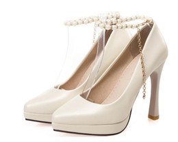 $enCountryForm.capitalKeyWord Australia - 2019 Women's shoes in Spring and Autumn with New style High heel fine heel pointed end waterproof table@312