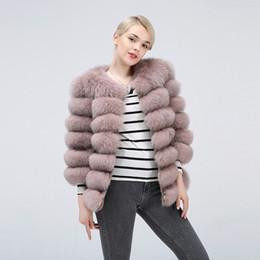 $enCountryForm.capitalKeyWord Australia - Real Fox Fur Jacket Women's clothing Winter Warm Coat Natural fur coat Real Fox Vest