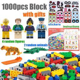 $enCountryForm.capitalKeyWord NZ - 1000pcs DIY Technic City Creator House Designer Part Bulk Pack Construction Model Classic Creative Brick Building Block Set Educational Toy