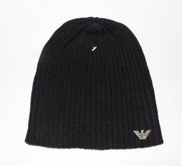 Polo Fashion Street Australia - New Design Fashion Cartoon polo Beanie hats Street Hip Hop Beanie Winter Warm hat Knitted Wool Hats for Women Men gorro Bonnet Caps