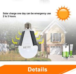 $enCountryForm.capitalKeyWord NZ - 7W 12W LED Solar Power Light Portable LED Solar Lamp Luminaria Solar Energy Panel Outdoor Sunlight Garden Camping Tent