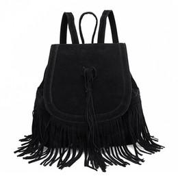 $enCountryForm.capitalKeyWord Australia - Designer-2017 Brand desginer bag euramerican fashion leisure backpack travel backpack Retro tassel backpack for women bag