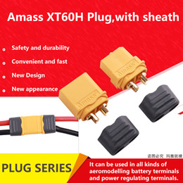 $enCountryForm.capitalKeyWord Australia - Amass XT60H plug Male Female Upgraded XT60 Bullet Connector Plugs For RC uav Connectors Lipo Battery