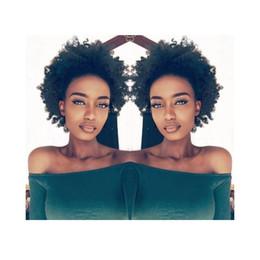 $enCountryForm.capitalKeyWord NZ - fashion beauty hairstyle brazilian Hair African American short afro kinky curly wigs Simulation Human Hair short bob curly wig for ladies