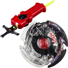$enCountryForm.capitalKeyWord Australia - BURST B-42 Booster Dark Death Scyther.F.J With Launcher Set Top Kids Toys Beyblade Gift w  Launcher Sword Launcher