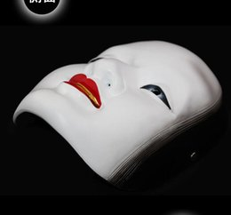 hot bar Australia - Hot Sale Halloween Japanese Energy Drama Can Face Mask Sun Jiro Collection Resin Mask Masquerade Party Bar Layout