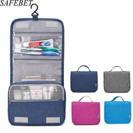 $enCountryForm.capitalKeyWord Australia - wholesale Brand Women Men Large Waterproof Makeup bag Travel Beauty Cosmetic Bag Organizer Case Necessaries Make Up Toiletry