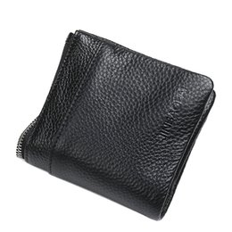 China Hot New Fashion Casual Retro Brand Men And Women Leather Long Mobile Wallet High Quality Design Phone Card Handbag Zipper Card Holder Wallet supplier leather handbag japan brands suppliers
