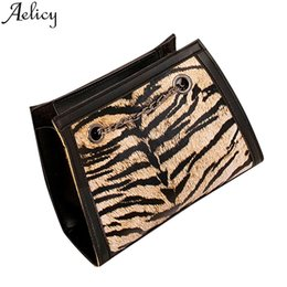 Packaging Ladies Handbag Australia - Aelicy 2019 Fashion Women Leather Tiger Pattern Shoulder Bag Ladies Tote Handbag Phone Bag Messenger Bags Crossbody Package