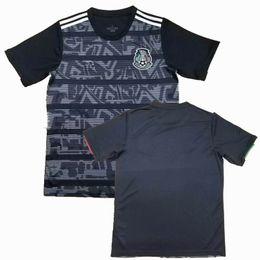 ca3ae5ef2eb26 México 2019 2020 H.LOZANO H.HERRERA R.MARQUEZ CHICHARITO A.GUARDADO  Camiseta de fútbol 19 20 Camiseta del equipo nacional S-2XL
