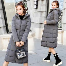 $enCountryForm.capitalKeyWord Australia - 2018 New Winter Jacket women Plus Size 6XL Parkas Thicken Outerwear hooded Coats long Female Slim Cotton padded basic tops Z5483